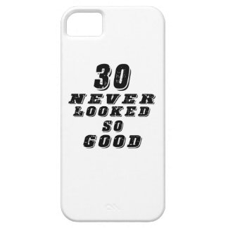 30 never looked so good iPhone 5 cases