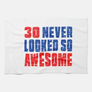 30 nunca parecido tan impresionante toalla de cocina