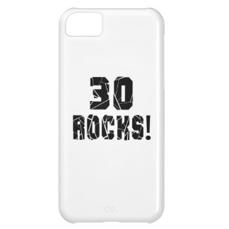 30 Rocks Birthday Designs Cover For iPhone 5C