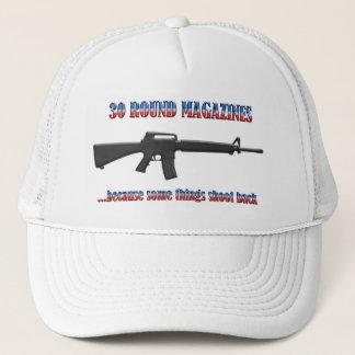 30 Round Magazines - 2nd Amendment Trucker Hat