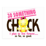 30-Something Chick 5 Postcard