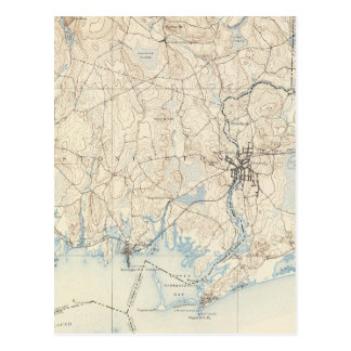 30 Stonington sheet Postcard