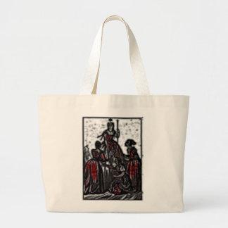 30 - Widow Queen Canvas Bag