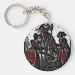 30 - Widow Queen Keychains