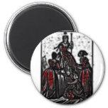 30 - Widow Queen Magnets