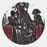 30 - Widow Queen Sticker