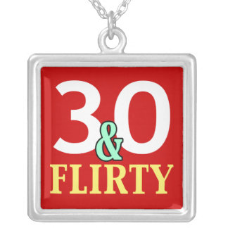30 y collar coqueto