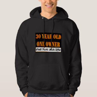 30 Year Old, One Owner - Needs Parts, Make Offer Hoodie