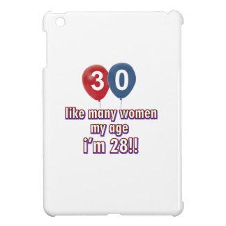 30 year old women designs iPad mini cover