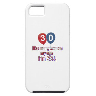 30 year old women designs iPhone SE/5/5s case