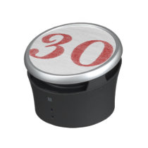 30 years anniversary bluetooth speaker