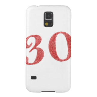30 years anniversary case for galaxy s5