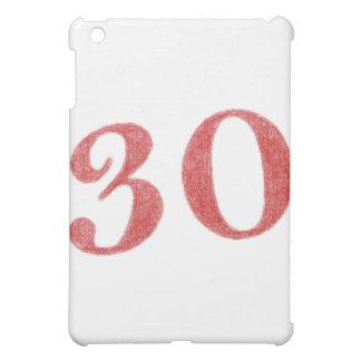 30 years anniversary iPad mini cases
