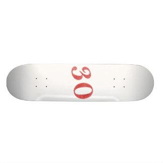 30 years anniversary skate deck