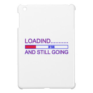 30 YEARS OLD BIRTHDAY DESIGNS CASE FOR THE iPad MINI