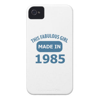 30 YEARS OLD BIRTHDAY DESIGNS iPhone 4 COVERS