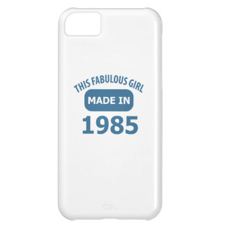30 YEARS OLD BIRTHDAY DESIGNS iPhone 5C CASES