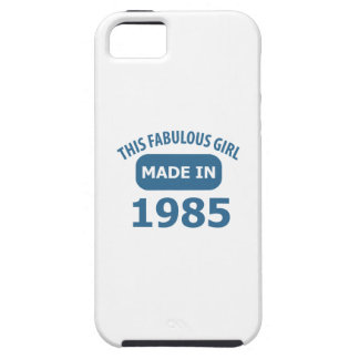 30 YEARS OLD BIRTHDAY DESIGNS iPhone SE/5/5s CASE