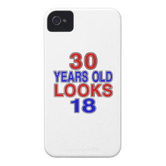 30 Years Old Looks 18 iPhone 4 Cases