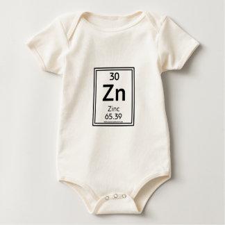 30 Zinc Baby Bodysuit