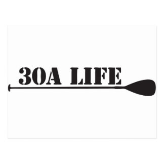 "30A LIFE ""THE WATERMAN"" POSTCARD"