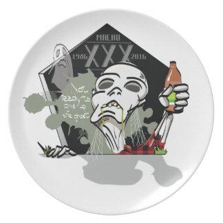 30th Anniversary Commemorative Plate