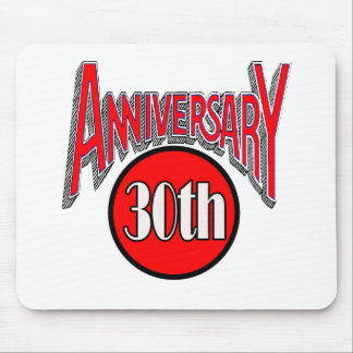 30th anniversary mouse pad