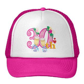 30th anniversary trucker hat