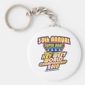 30th Annual Key West World Championship Keychain