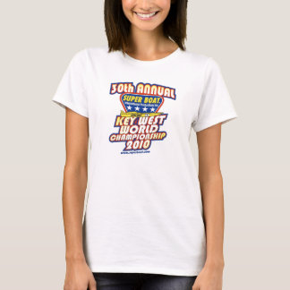 30th Annual Key West World Championship T-Shirt