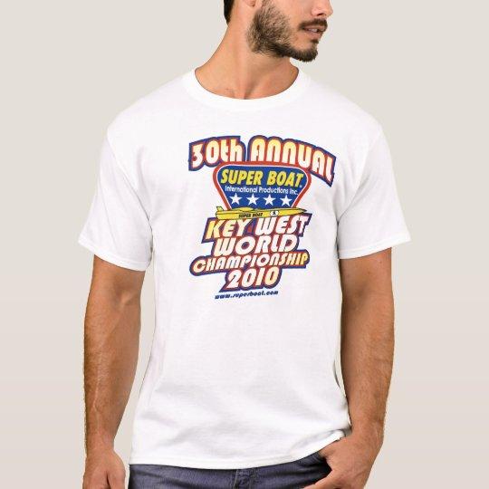 30th Annual Key West World Championship T-Shirt