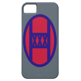 30th Armored Brigade iPhone SE/5/5s Case