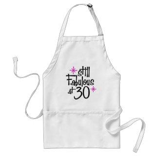 30th Birthday Adult Apron