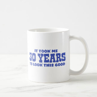 30th Birthday Coffee Mugs