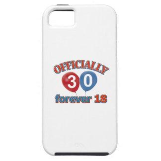 30th birthday designs iPhone SE/5/5s case