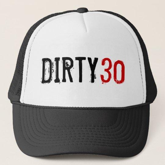 cb8c7224e2b79 30th Birthday - Dirty 30 - Hat