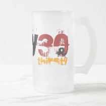 30th Birthday - Dirty 30 & Thirsty - Mug