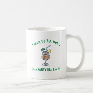 30th Birthday Gag Gift Mug