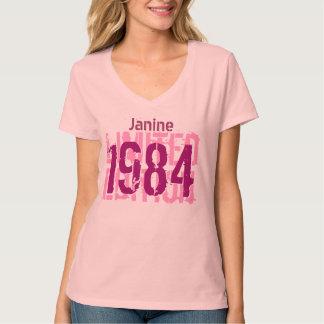 30th Birthday Gift 1984 Limited Edition V65DE T-Shirt