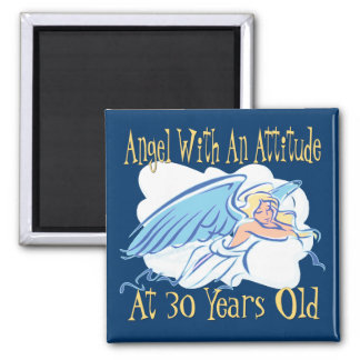 30th Birthday Gifts 2 Inch Square Magnet