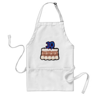 30th Birthday Gifts Apron