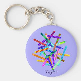 30th Birthday Gifts Keychain