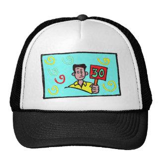 30th Birthday Hat Cap Gift