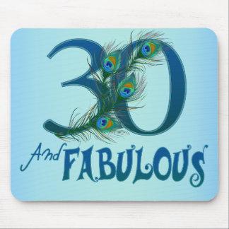 30th Birthday Mousepads