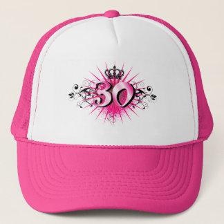 30th Birthday or Anniversary Trucker Hat