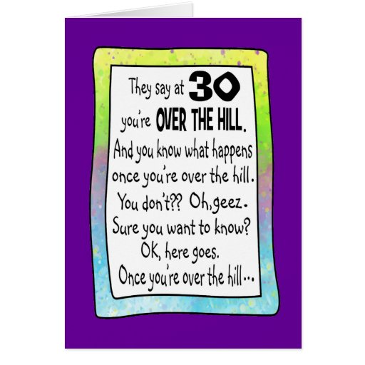 30 birthday cards birthday card 30 thirty today funny 30th birthday cards funny 30th birthday card bookmarktalkfo Choice Image