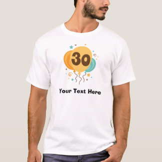 30th Birthday Party Gift Idea T-Shirt