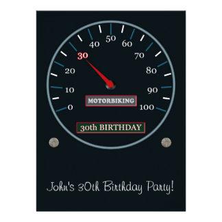 30th Birthday Party Invitation