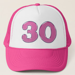 30th Birthday Party Trucker Hat
