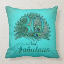 30th Birthday Pillows